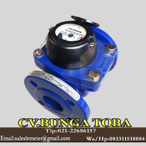 flow meter air bersih merk calibrate 2 inchi dn 50 mm